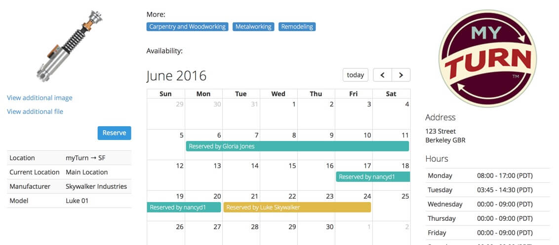 Myturn Release Availability Calendar Email Template Updates Myturn