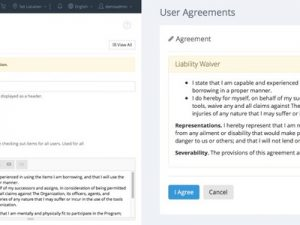 myTurn update: Multiple User Agreements, Email Improvements & More