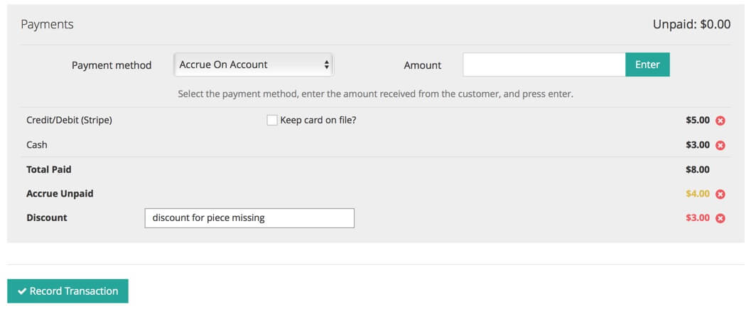 cart_for_on_account