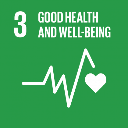 Goal #3: Good Health & Well-Being