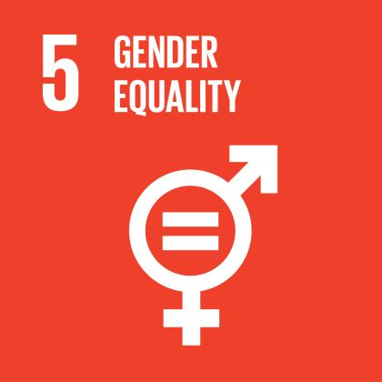Goal #5: Gender Equity