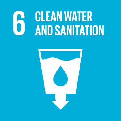 Goal #6: Clean Water & Sanitation