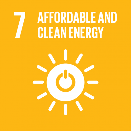 Goal #7: Affordable & Clean Energy