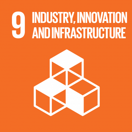 Goal #9: Industry, Innovation, and Infrastructure