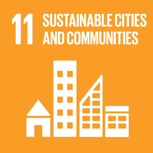 Goal #11: Sustainable Cities & Communities