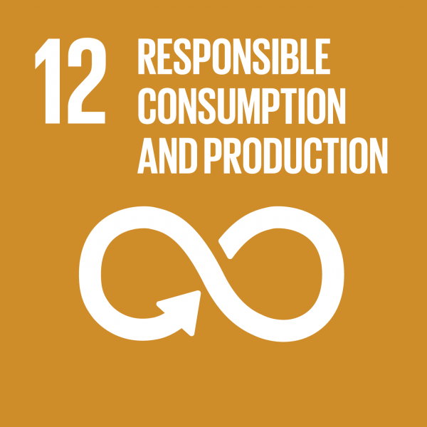 Goal #12: Sustainable Consumption & Production