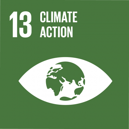 Goal #13: Climate Action