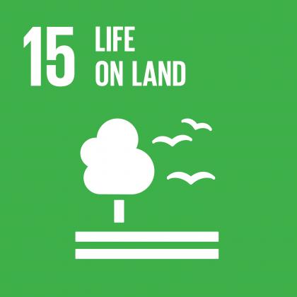 Goal #15: Life on Land