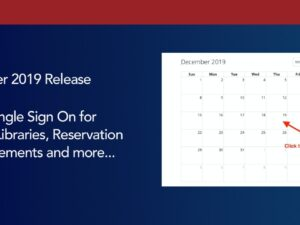 New Single Sign On for Public Libraries, Reservation Improvements, and more…