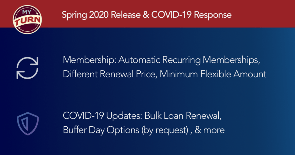 Spring 2020 Release & COVID-19 Response